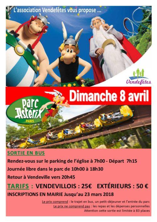 Vendefêtes 2018_Parc Astérix
